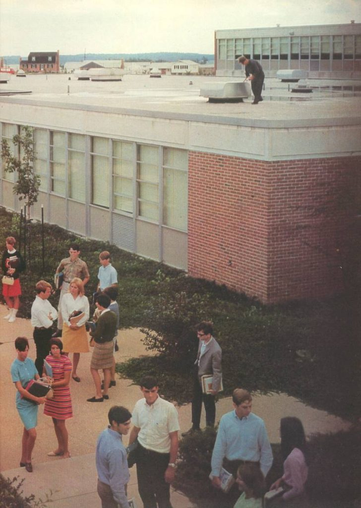 Dulaney High School circa 1968