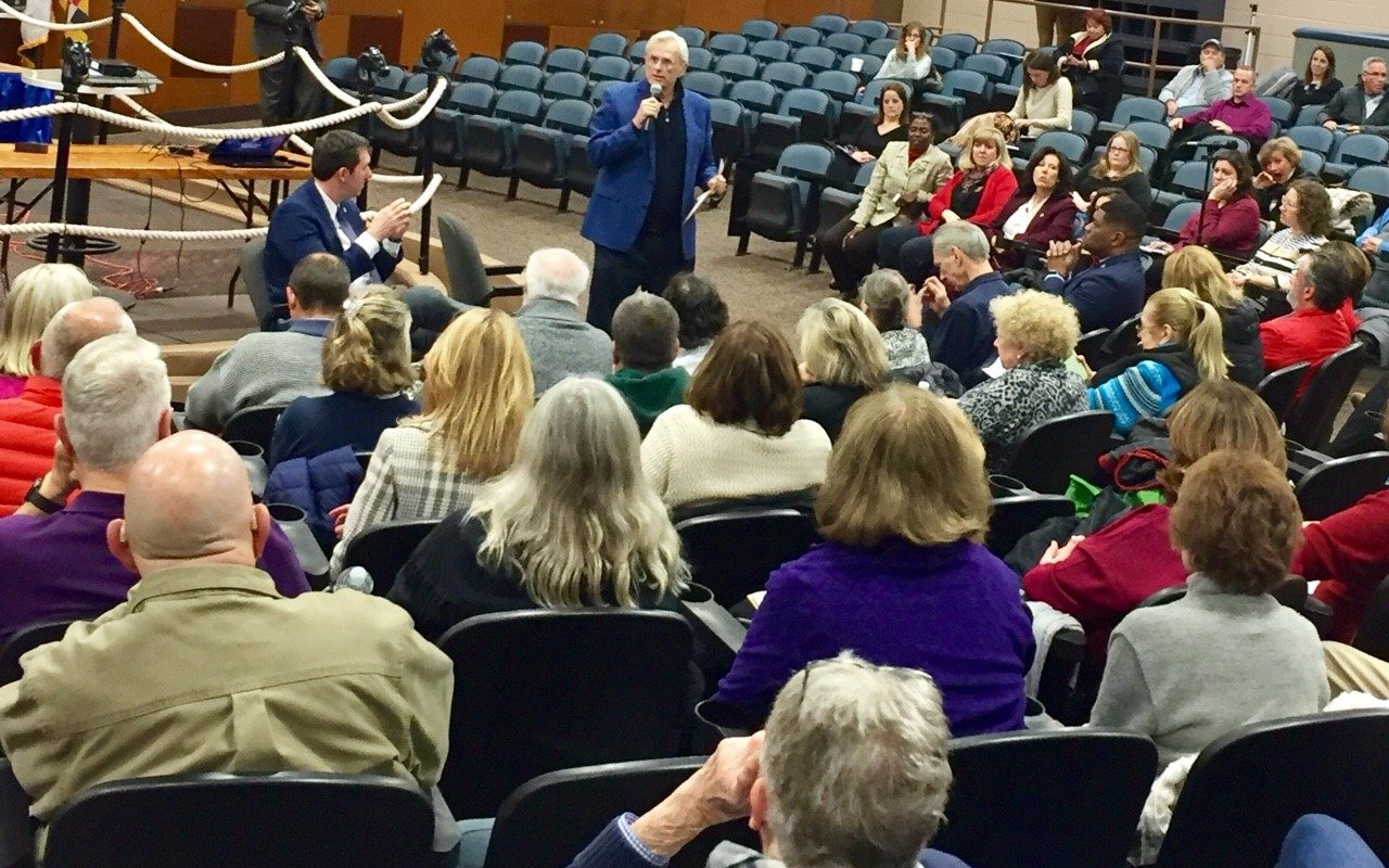 An Update Following the District 3 Town Hall Meeting With the County Executive
